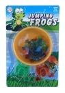 Skaczące żabki