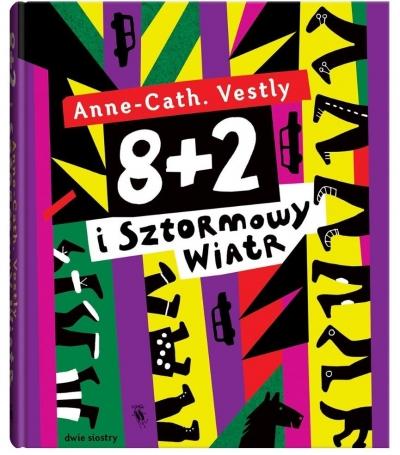 8 + 2 i Sztormowy Wiatr Vestly Anne Cath