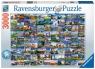 Puzzle 3000: 99 pięknych miejsc w Europie (17080)
