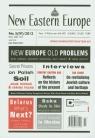 New Eastern Europe 3/2012