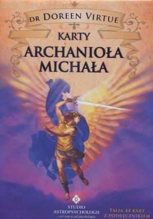 Karty Archanioła Michała (karty) dr Doreen Virtue