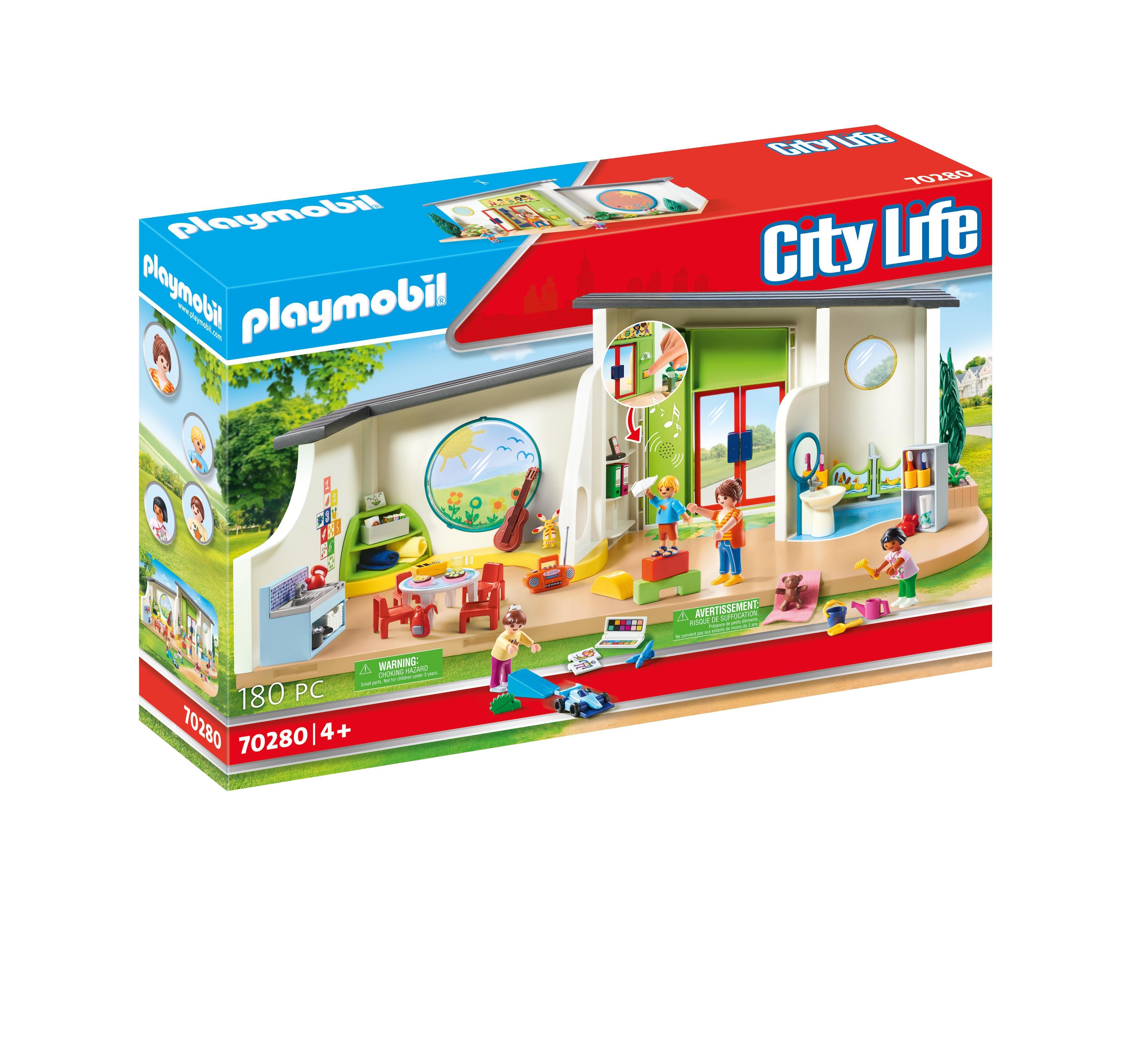 Playmobil City Life: Przedszkole