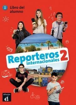 Reporteros Internacional 2 podręcznik praca zbiorowa