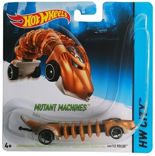 Hot Wheels Samochodzik Mutant Rattle Roller (BBY78/8)