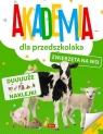 Akademia dla przedszkolaka. Zwierzęta na wsi
