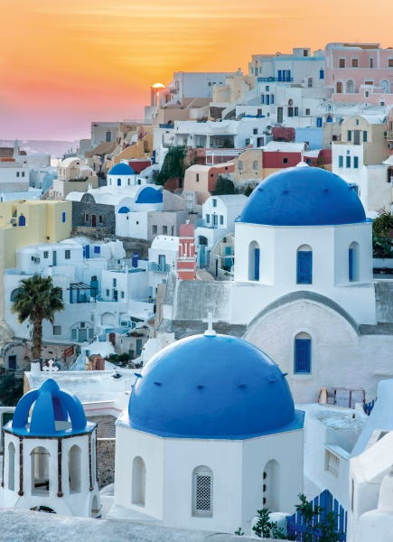 Puzzle High Quality Collection 1000: Santorini (39480)