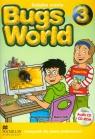 Bugs World 3 Podręcznik z płytą CD