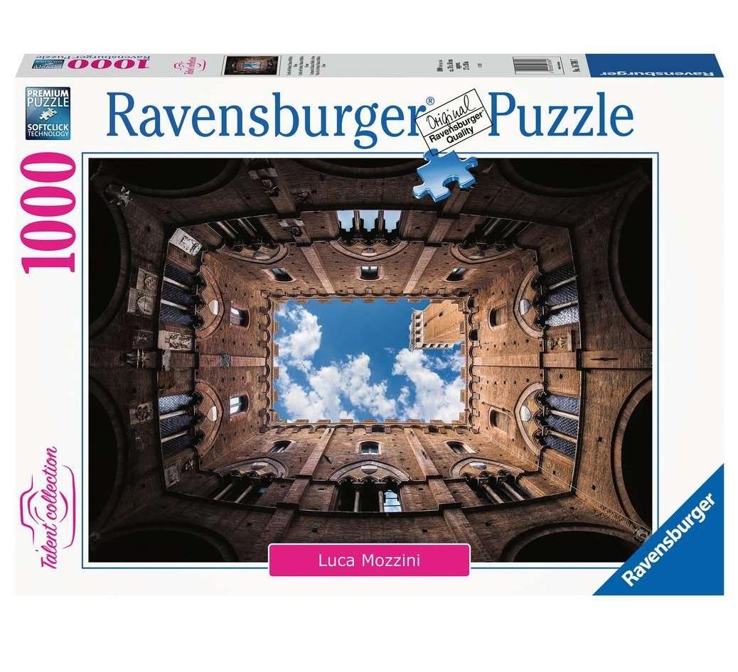Puzzle 1000: Kolekcja talentów 2 (16780)