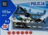 Klocki Blocki Policja 102 elementy