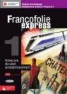 Francofolie express 1 Podręcznik z 2 płytami CD