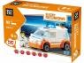 Klocki Blocki: Służby ratunkowe Samochód lekarza 92 elementy (KB85011)