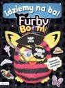 Furby Boom! Idziemy na bal. Książeczka z wycinankami i naklejkami