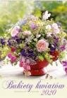 Kalendarz 2020 Reklamowy Bukiety kwiatów RW20