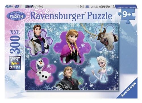Puzzle XXL Kraina lodu - kolaż 300 elementów (131808)