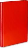 Teczka na rzep Vaupe skrzydłowa A4 czerwony 1200g (311/01)