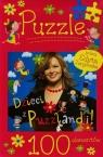 Puzzle Dzieci z Puzzlandii 100 elementów