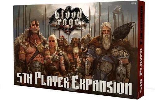 Blood Rage Rozszerzenie dla 5 gracza