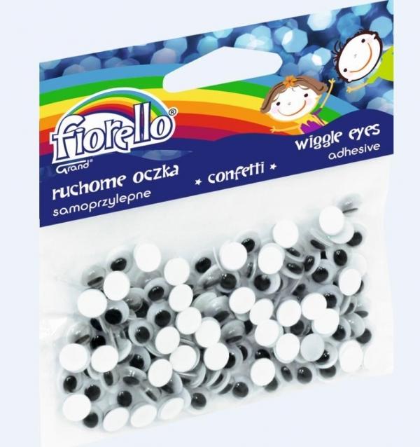 Confetti Fiorello oczka 7mm (GR-KE150-7)