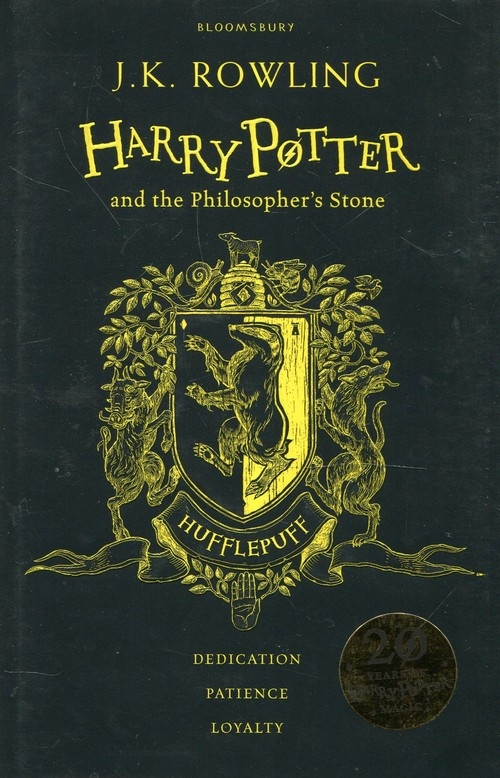 Harry Potter and the Philosopher`s Stone Rowling J.K.