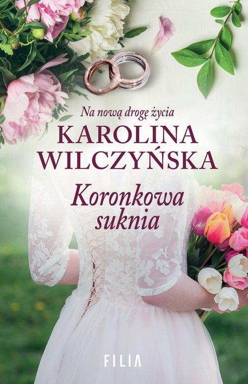 Koronkowa suknia Wilczyńska Karolina