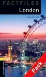 Factfiles 1: London +CD John Escott