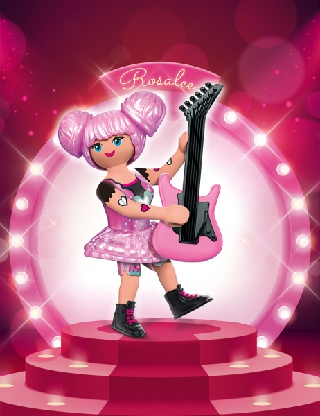 Playmobil EverDreamerz: Rosalee - Music World (70580)