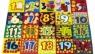 Puzzle piankowe 24 elementy Cyfry