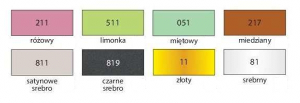 Farba akrylowa - czarne srebro 75ml (HA 7370 0075-819)