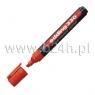 Marker pemanentny Edding czerwony 330/002/cz (330/002/CZ ED)