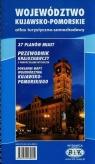 Województwo kujawsko-pomorskie atlas turystyczno-samochodowy
