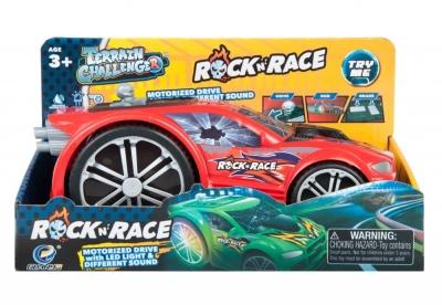 Samochód Mega Creative wyścigowe (459892)
