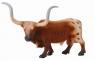 Byk rasy longhorn bull L (88380)