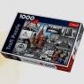 Moskwa kolaż - puzzle 1000 elementów (10380)