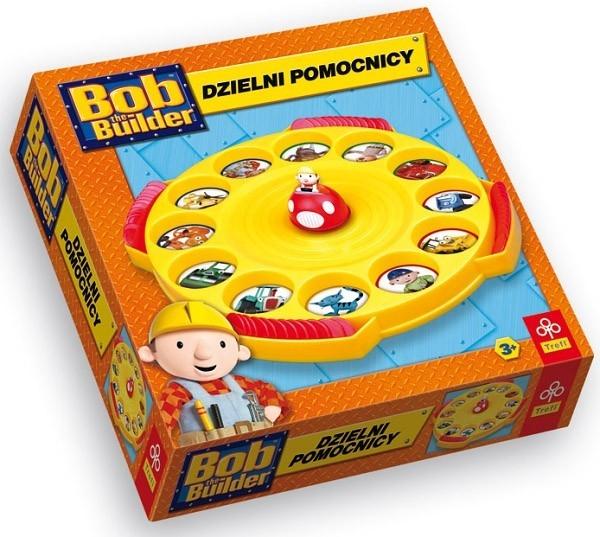 Gra Dzielni pomocnicy Bob Budownic (00480)