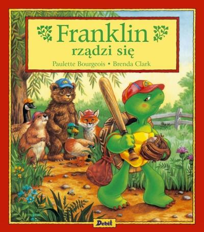 Franklin rządzi się Paulette Bourgeois