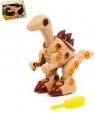 Klocki plastikowe Polesie dinozaur 36 elementów (76809)
