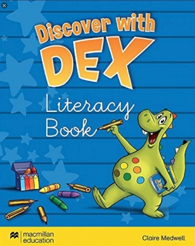 Discover with Dex Literacy Book Clarie Medwell