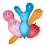 Baloniki Figury 10 sztuk