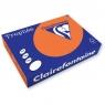 Papier kolorowy Trophee kolorowy A4 - pomarańczowy 80 g (xca41878)