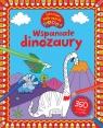 Cyferkowe kolorowanki Wspaniałe dinozaury