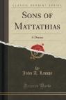 Sons of Mattathias