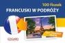 Francuski. 100 Fiszek. W podróży
