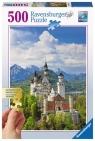 Puzzle 500: Bajeczny zamek Neuschwastein (13681)