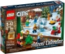 Lego City: Kalendarz adwentowy 2017 (60155) Wiek: 5+