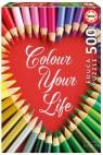 500 elementów Colour your life (17081)