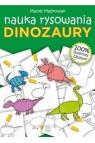 Dinozaury. Nauka rysowania Maćkowiak Maciej