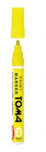 Marker olejny 2.5 mm - żółty neon TO-44006