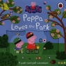 Peppa Pig Peppa Loves The Park A push-and-pull adventure
