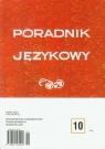 Poradnik językowy 10/2011