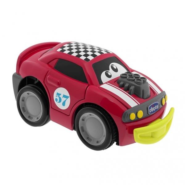 Auto Turbo Touch Crash czerwony (06716)